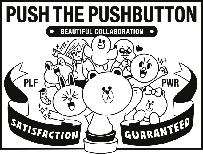 pushbutton collaboration