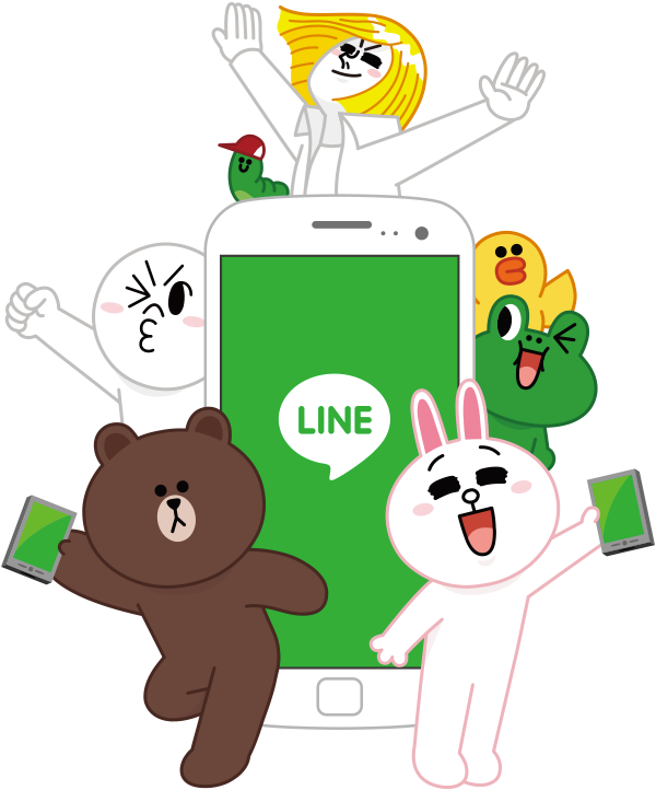 Image result for line friends